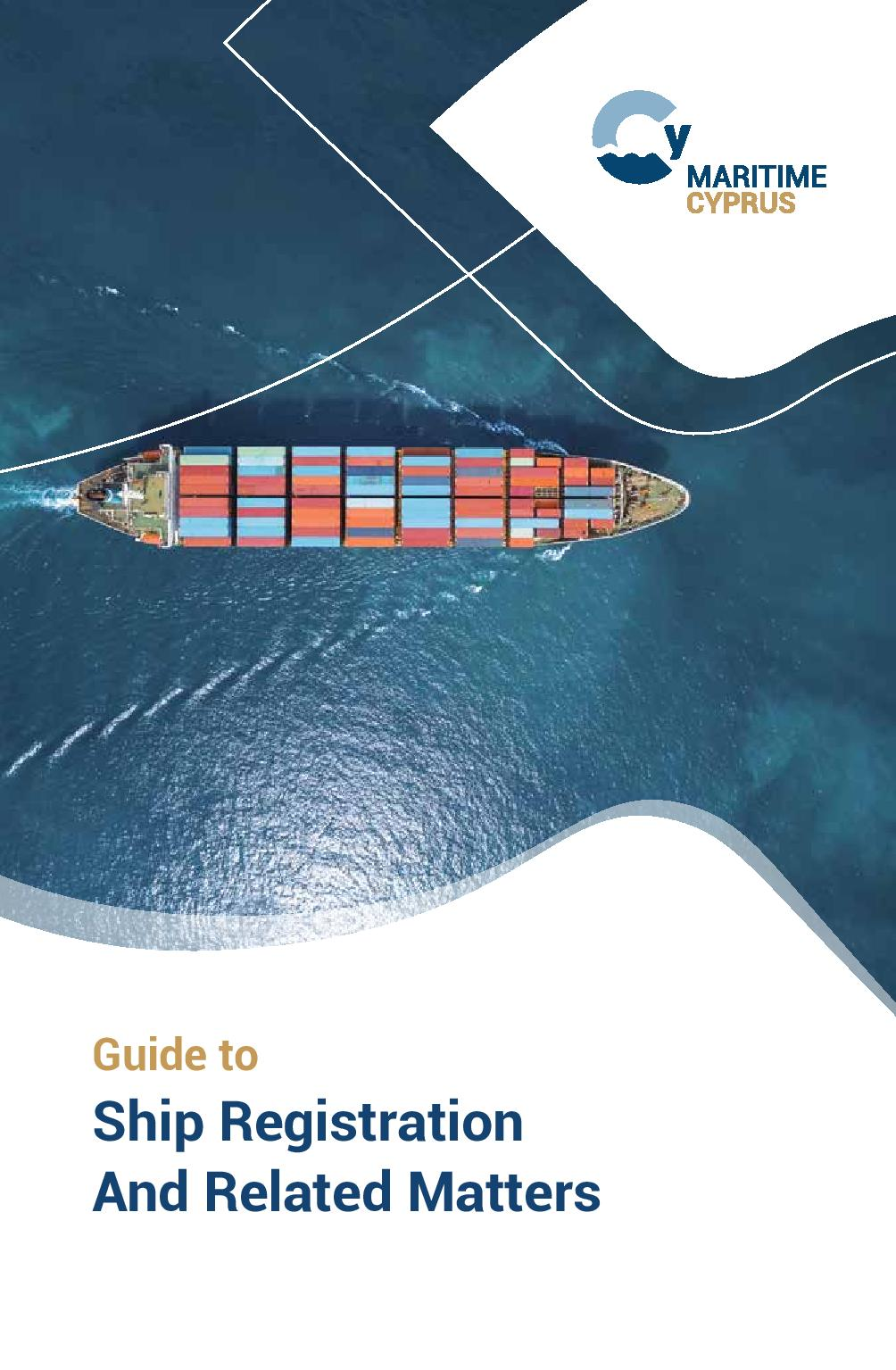 Maritime Cyprus: Guide to Ship Registration