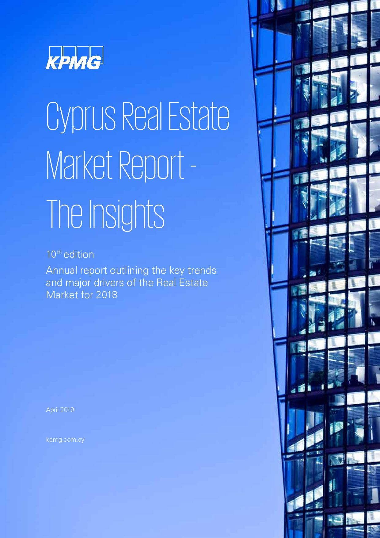 KPMG: Cyprus Real Estate Market Report - the insights