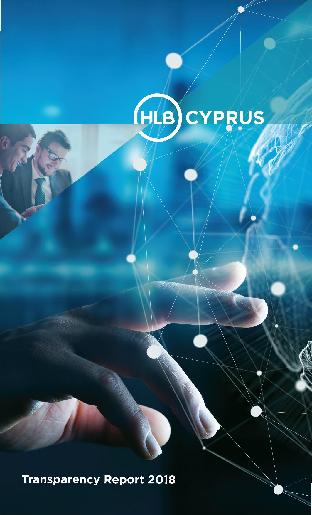 HLB: Transparency Report 2018