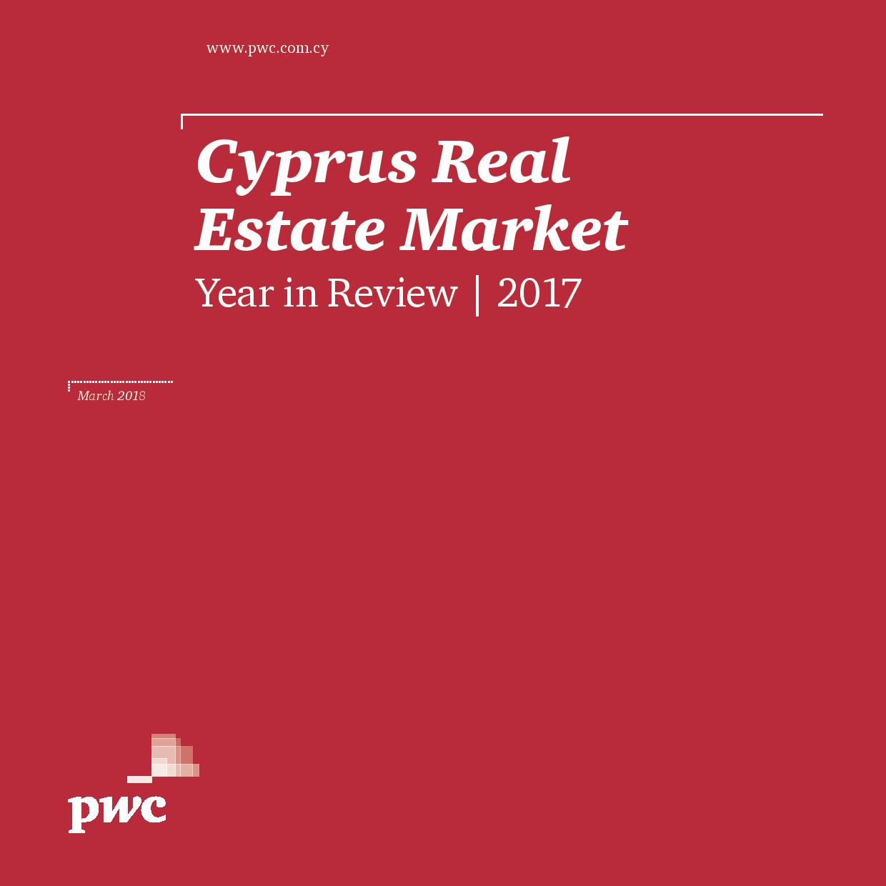 Cyprus Real Estate Market - Year in Review: 2017