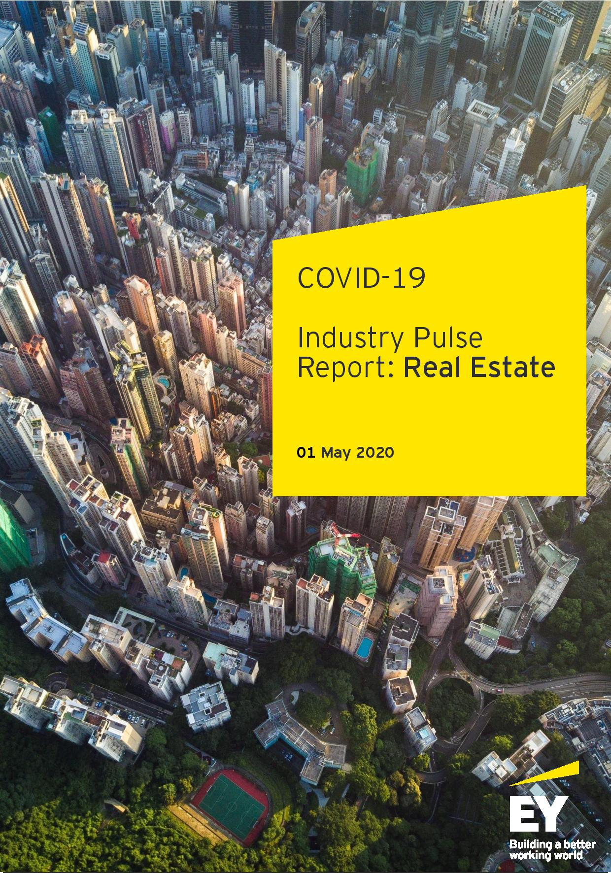 EY Cyprus: COVID-19 Industry Pulse Report: Real Estate