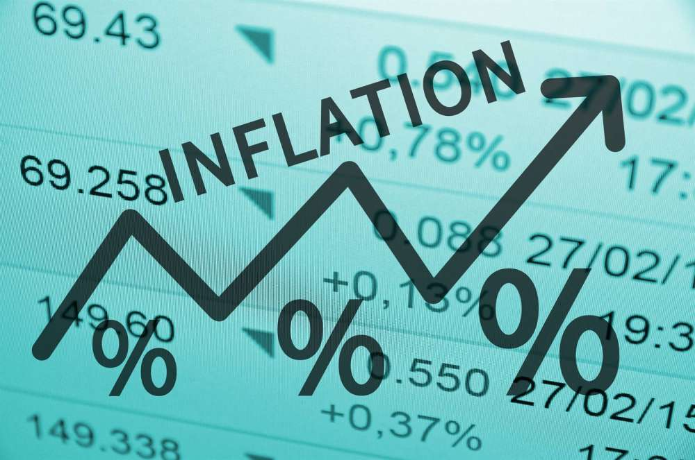 Inflation remains in negative territory for eight consecutive months