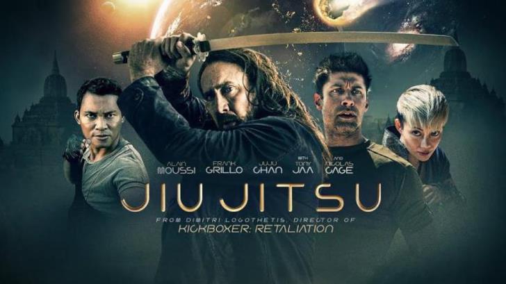 Movie Jiu Jitsu shot entirely in Cyprus very successful on Netflix