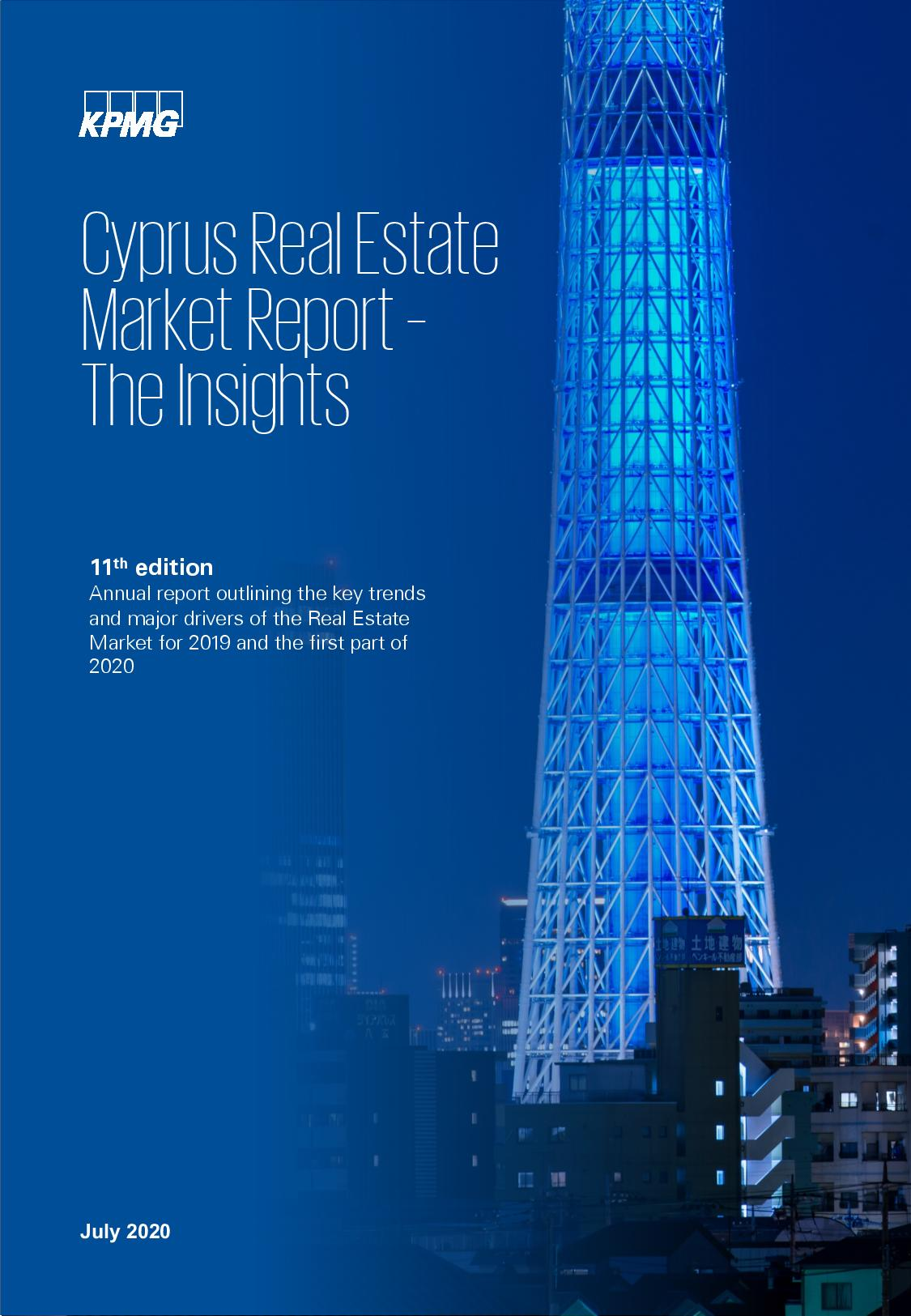 KPMG Cyprus: Real Estate Market Report – The Insights (11th edition)
