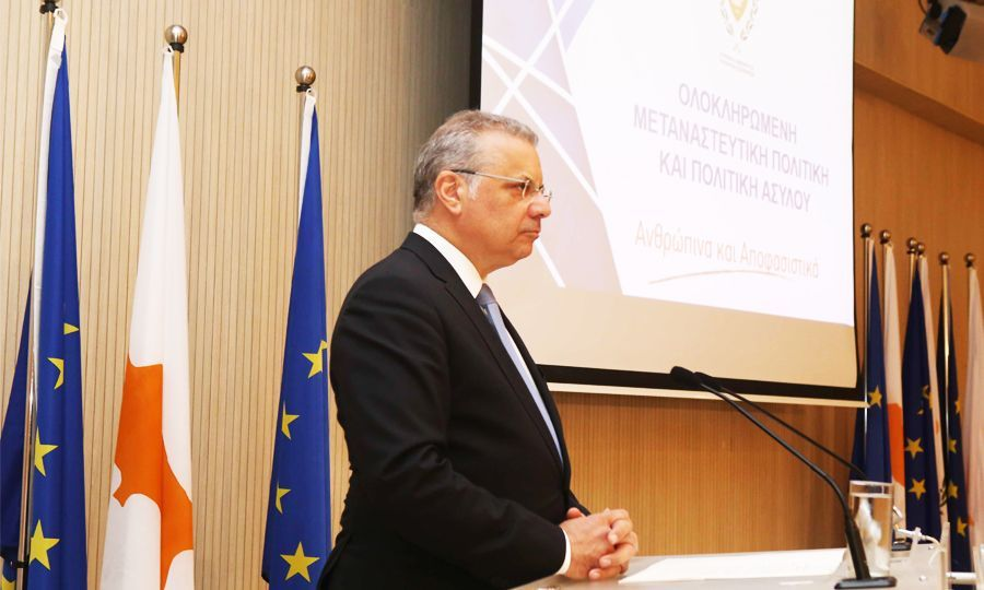 Cyprus outlines drastic step on migration