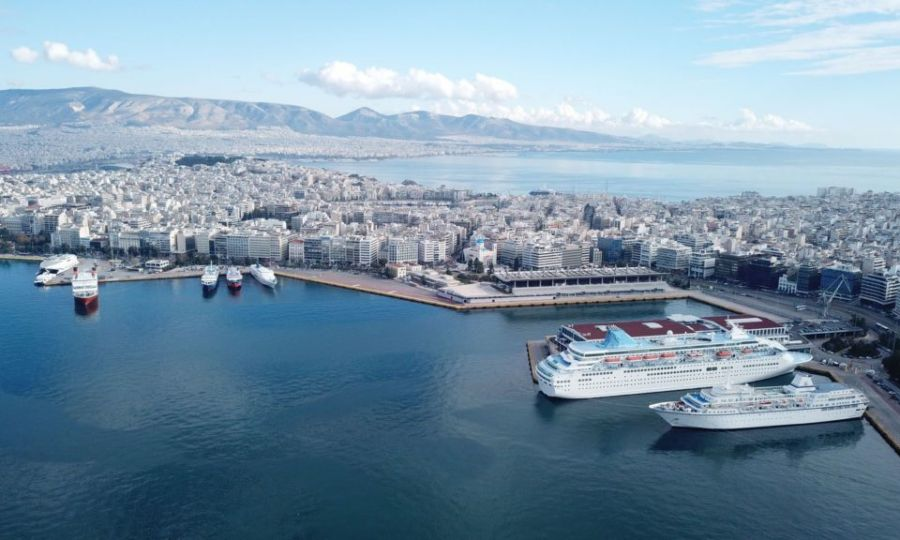 Cyprus-Piraeus ferry connection by May 2021 viable