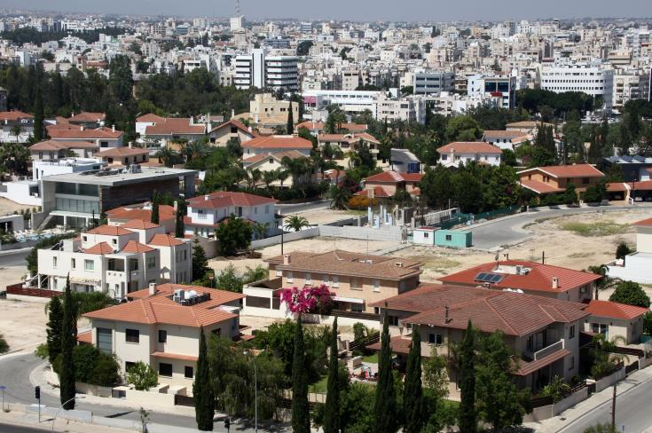 Cyprus only EU place where house prices fell