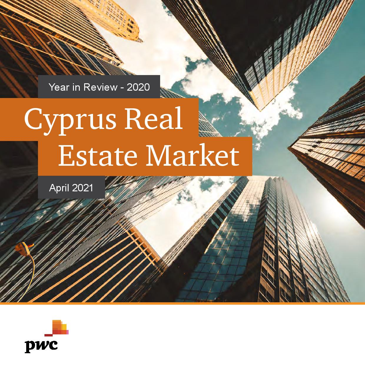 PwC: Cyprus Real Estate Market - Year in Review 2020