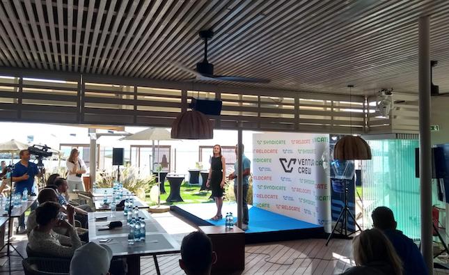 Startups shine at Reflect Festival