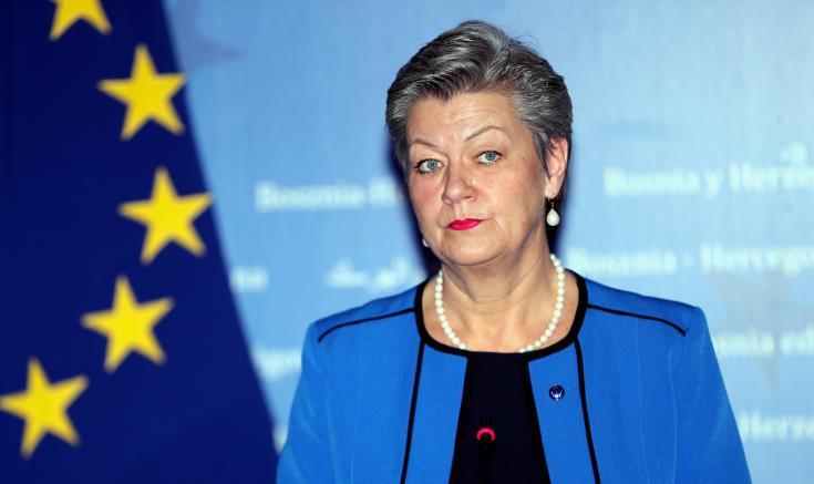 Cyprus 'not ready' to enter Schengen Area