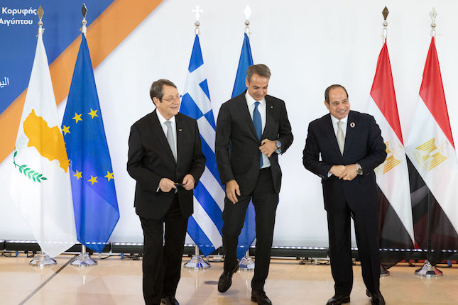 Greece, Cyprus, Egypt bolster energy alliance