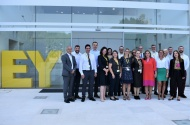 EY Cyprus hosted the annual regional meeting of EY's People Advisory Services leadership