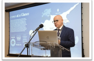 International conference organised by Stelios Americanos & Co LLC in Tel Aviv in Israel