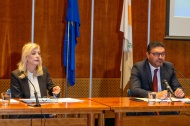 Cyprus economy could shrink less than 7% GDP