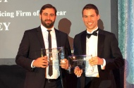 EY Cyprus recognized by International Tax Review as National Tax Firm of the Year and National Transfer Pricing Firm of the Year