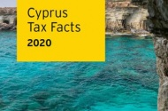 EY: Cyprus Tax Facts 2020 guide is now available