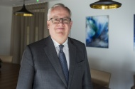 EY Cyprus regrets to announce the passing of Country Managing Partner David Parker
