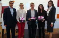 Significant distinctions for PwC Cyprus Trainee Accountants
