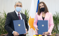 Cyprus and Egypt sign electricity MoU