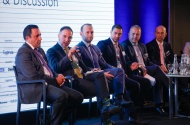 EY Cyprus sponsored The Cyprus Headquartering and Funds Summit in Tel Aviv